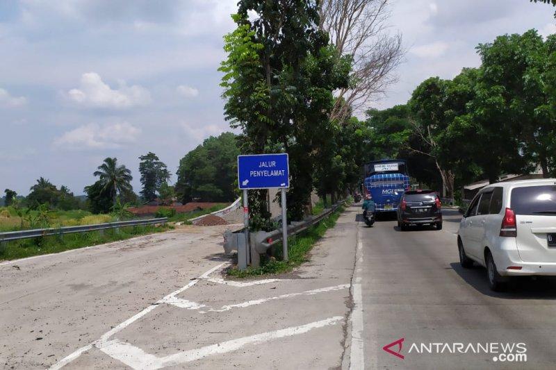 Perlu penambahan jalur penyelamatan di jalan Sukabumi-Cianjur