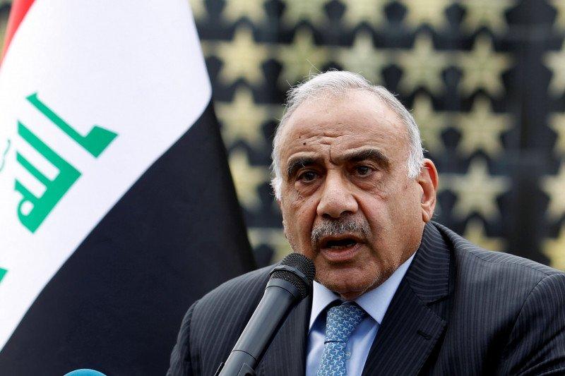 """Telepon PM Irak, Menlu AS """"sesalkan"""" jumlah korban tewas demonstran"""