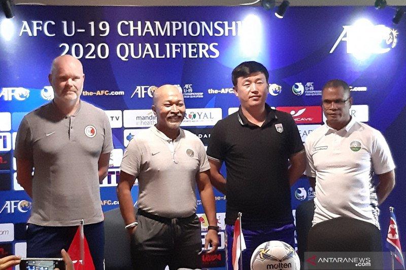 Timnas U-19 Indonesia vs Hong Kong, adu strategi pelatih