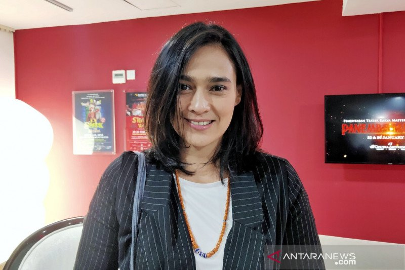 Sha Ine mengidolakan  sosok Cut Nyak Dien