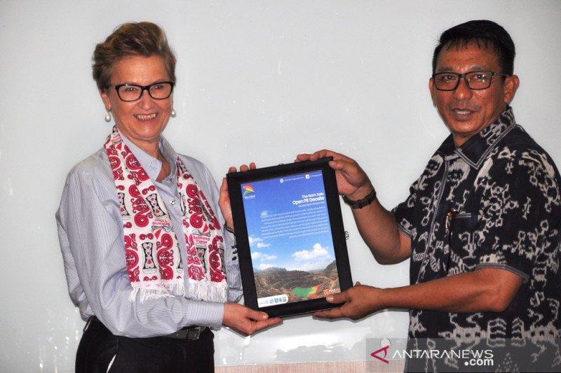 Pemerintah Polandia tertarik berinvestasi di Belitung Timur