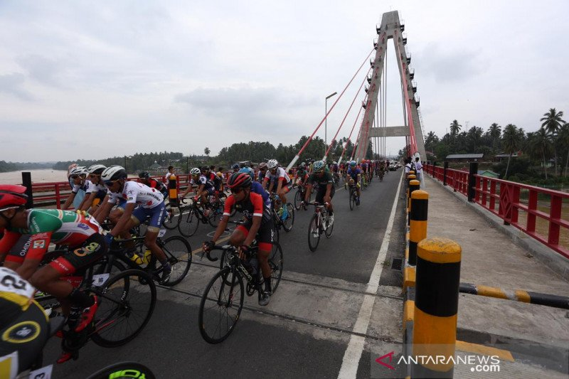 Sejumlah pebalap tidak bisa ikuti etape IV TdS 2019