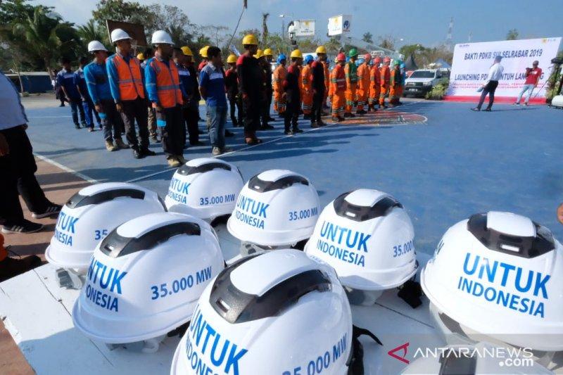 PLN Sulselrabar kirim tim khusus ke Baubau dukung FKMA 2019