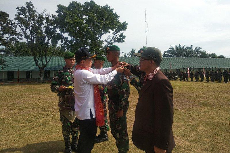 Kemendikbud kembali latih 900 prajurit TNI yang bertugas di perbatasan