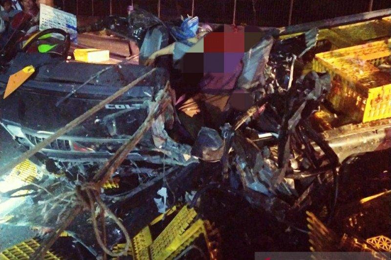 Kecelakaan maut di jalan Bangkinang-Pekanbaru renggut korban jiwa, begini kronologinya