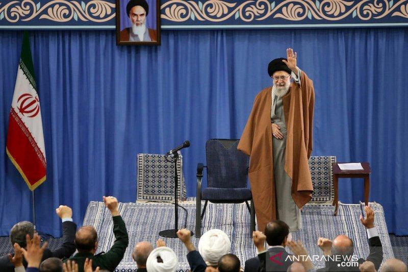 Pimpinan militer :  Iran  tak takut berperang