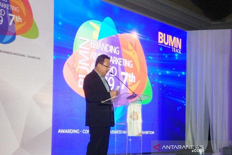 PLN raih penghargaan Best Marketing BUMN 2019
