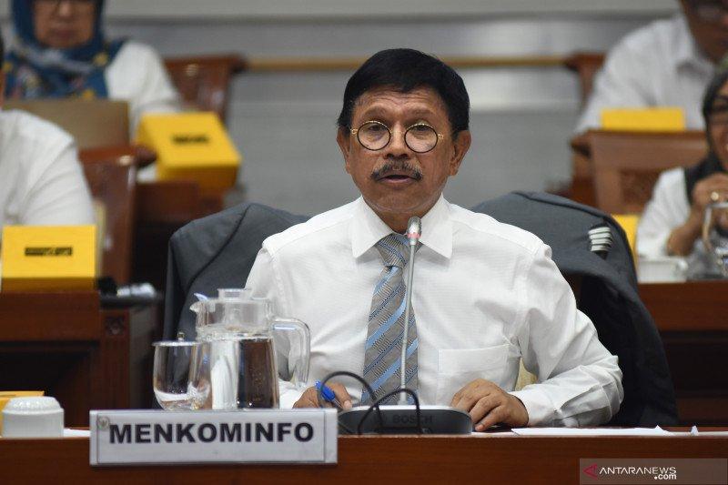 Komisi I minta Menkominfo lakukan terobosan baru