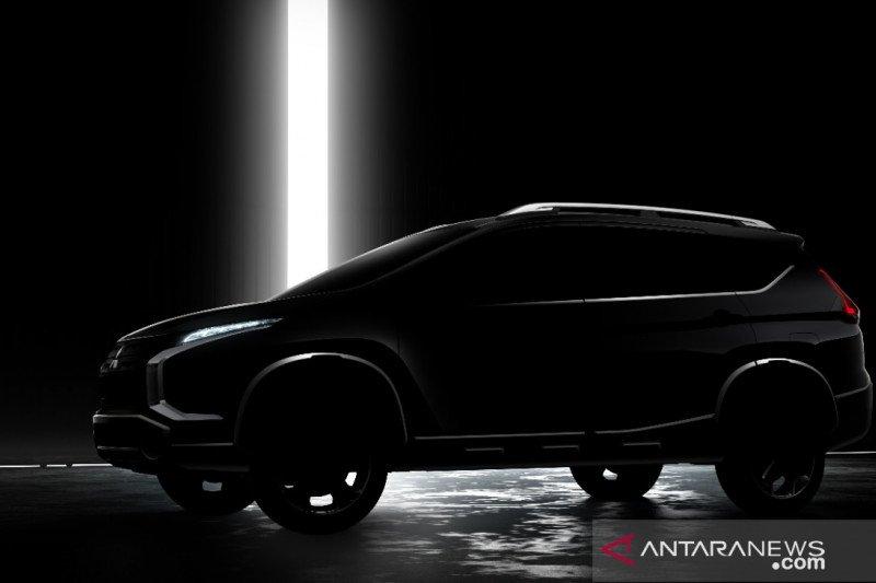 Mobil baru dari MPV Crossover Mitsubishi akan hadir di Indonesia