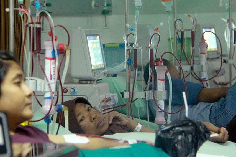 RSUD dr Soedomo satu-satunya RS  pelayanan hemodialisa di Trenggalek