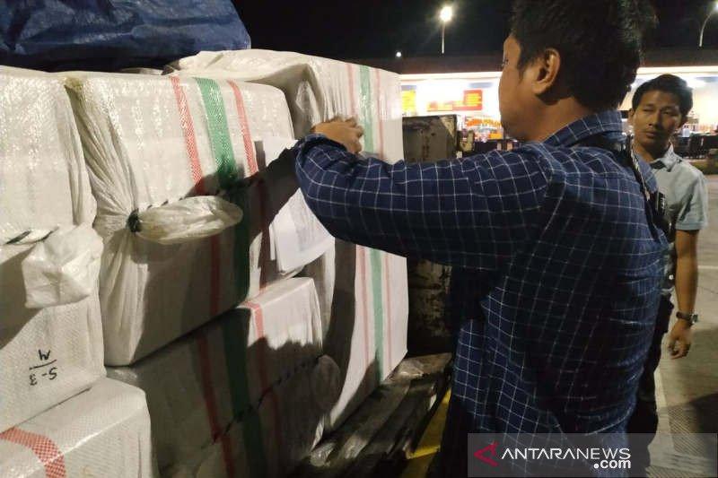Bea Cukai Jateng-DIY amankan 1,9 juta batang rokok ilegal