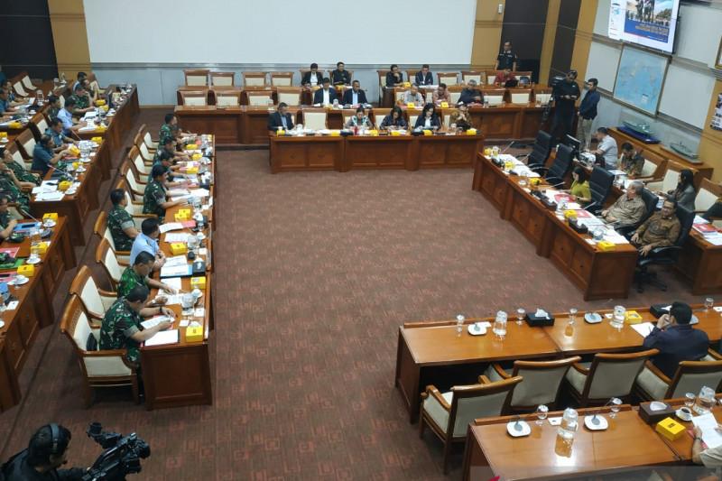 Panglima TNI  paparkan potensi kerawanan Pilkada 2020