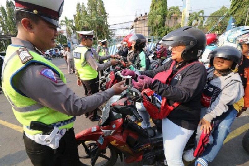 Pelanggaran lalu lintas di Palangka Raya alami kenaikan signifikan