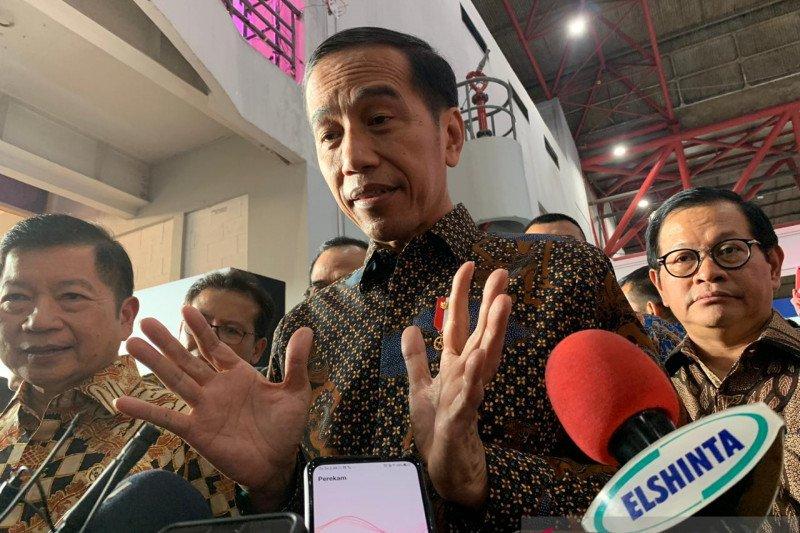 "Presiden Jokowi ingin ibu kota baru dibangun berkonsep ""smart metropolis"""