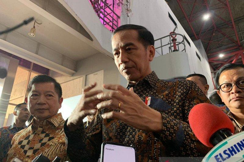 Soal dugaan desa fiktif, Presiden Jokowi akan kejar pelakunya hingga tertangkap