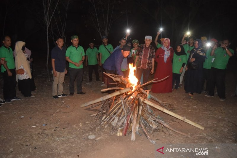 Wali Kota ajak pemuda lintas agama Kota Palu menumbuhkan nilai-nilai toleransi