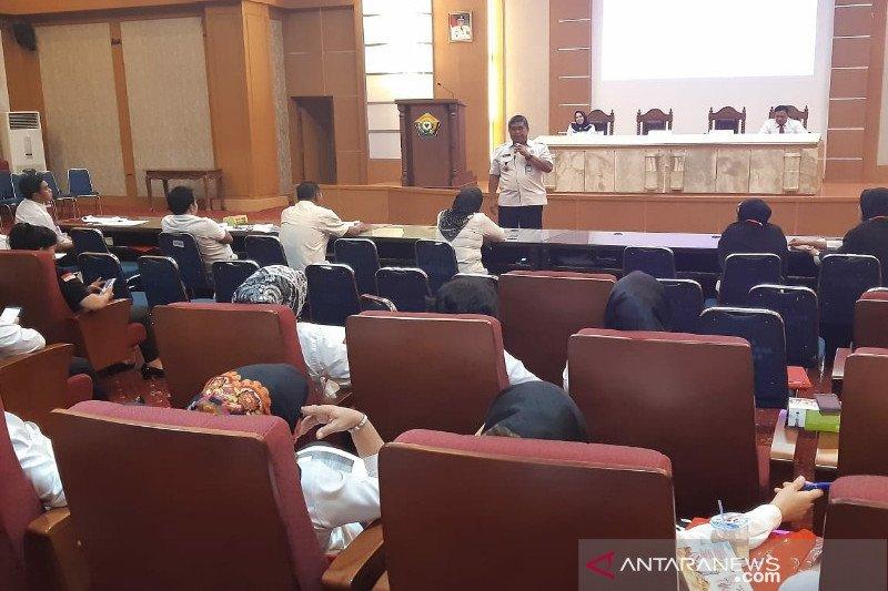 BNN edukasi warga bahaya narkoba saat sosialisasi cegah COVID-19