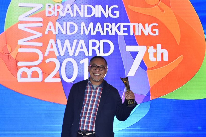 PGN raih 3 penghargaan BUMN Branding and Marketing Award 2019