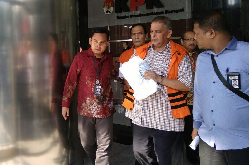 KPK uraikan keterlibatan Sofyan Basir dalam perkara proyek PLTU Riau-1