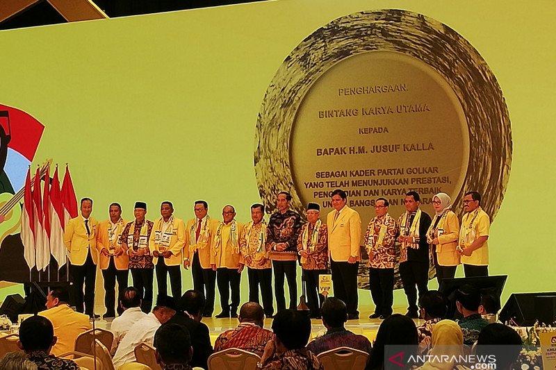 Golkar melarang kadernya tinggalkan Jakarta
