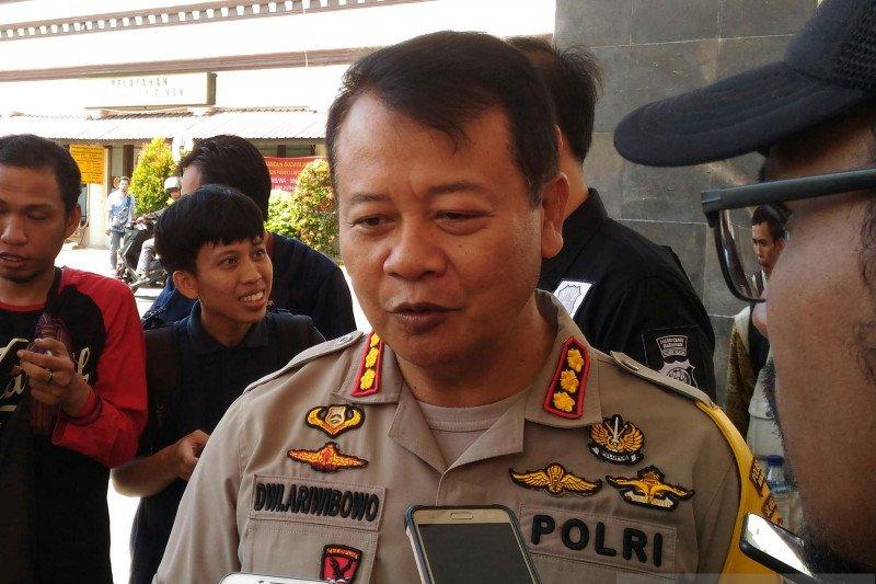 Polisi gagalkan peredaran 1,3 kilogram sabu-sabu