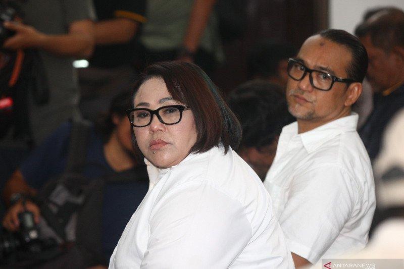Nunung dan suaminya divonis sesuai tuntutan jaksa