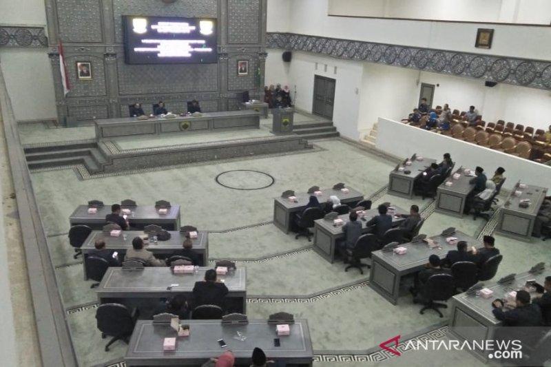 Defisit anggaran, DPRD dorong Pemkab Cianjur kaji ulang penyertaan modal di BUMD