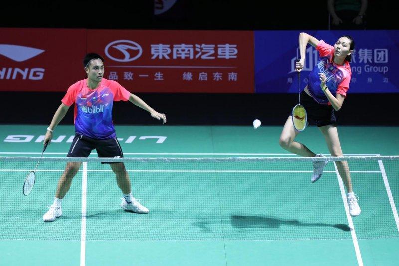 Gagal di Fuzhou China Open 2019, Hafiz/Gloria akui penampilannya menurun