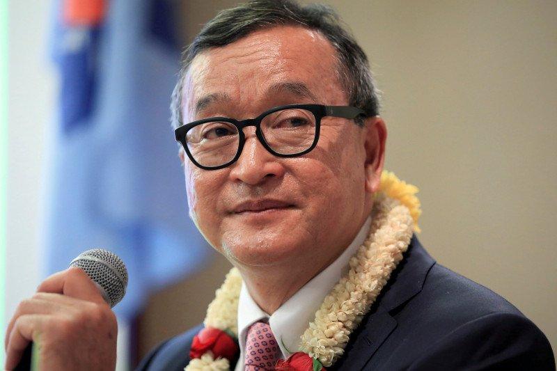 Tokoh oposisi Kamboja diizinkan ke Malaysia