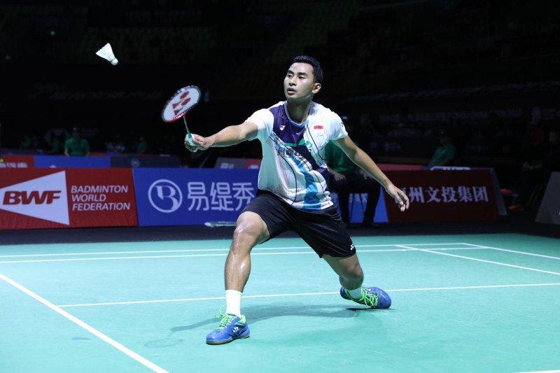 Kalah di Fuzhou China Open 2019, Tommy: Performa saya masih naik turun
