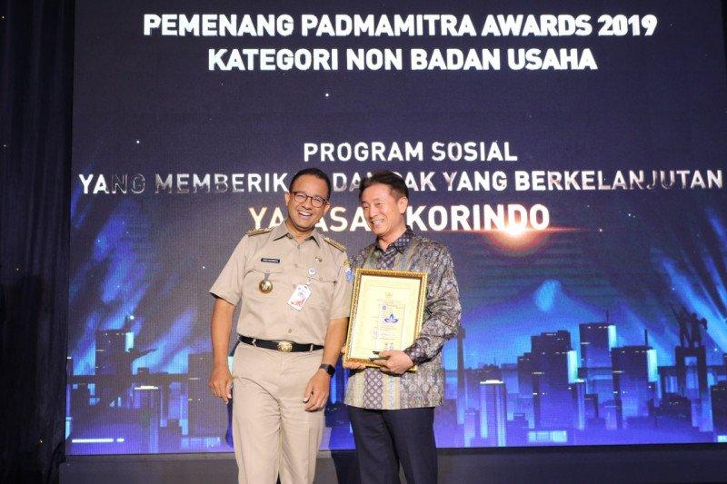 Ikut andil bangun Jakarta, sejumlah perusahaan dianugerahi Padmamitra+ Awards 2019