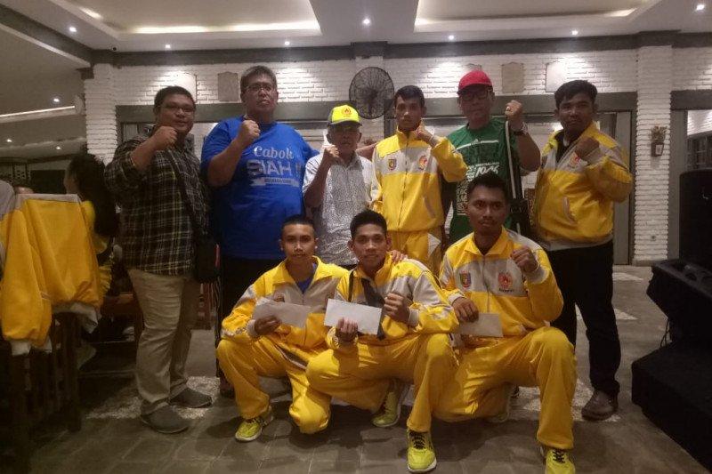 """KONI Lampung beri uang """"kaget"""" atlet biliar dan muaythai"""