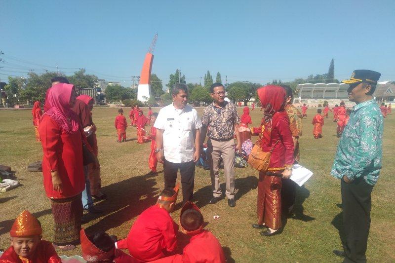 Sekolah di Baturaja gelar  kegiatan sehari belajar di luar kelas