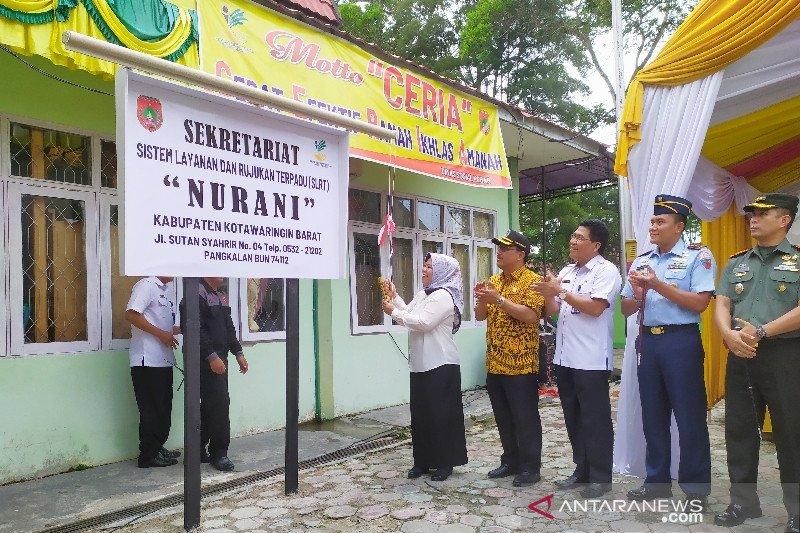 Pemkab Kobar dirikan sekretariat SLRT fasilitasi penyandang masalah sosial