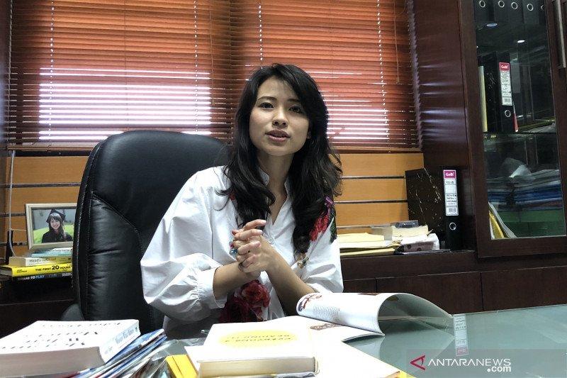 Risa Santoso jadi rektor termuda di Indonesia