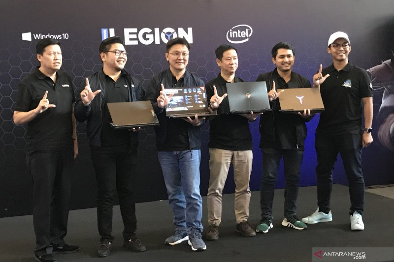 Turnamen khusus perempuan di kompetisi  eSport Lenovo