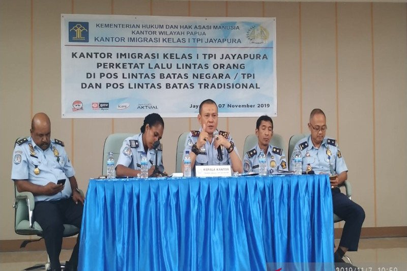 Kanim Jayapura: Keberadaan PLB Laut di Hamadi tak strategis
