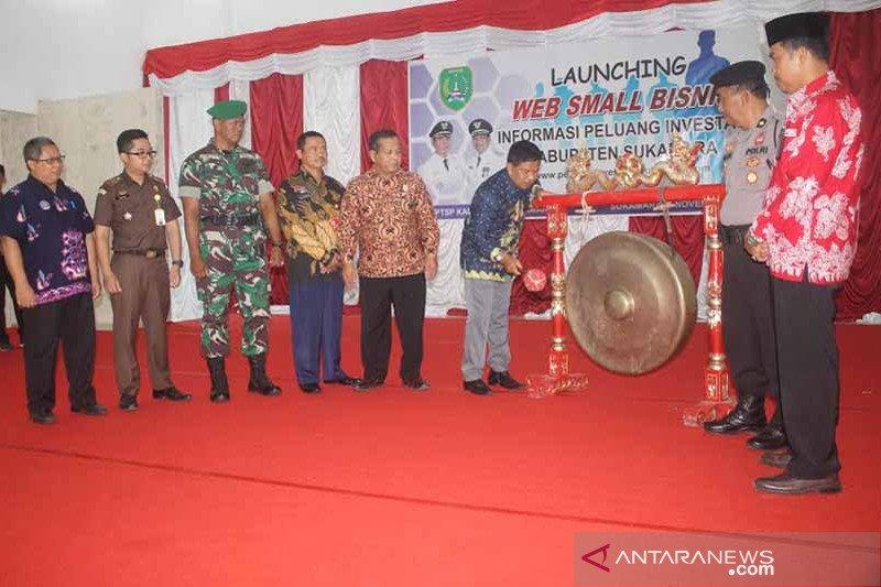Keberadaan Website mampu menarik banyak investor, kata Wabup Sukamara