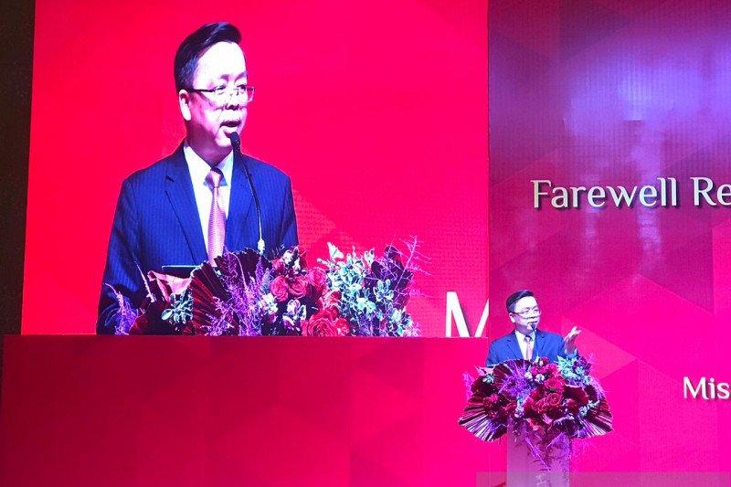 Dubes China untuk ASEAN  harap kode etik LCS selesai tepat waktu