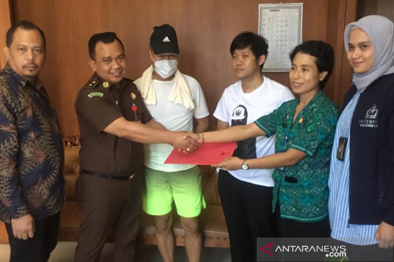 Wakajati Bali: Termohon ekstradisi asal Lebanon lepas, jadi perhatian