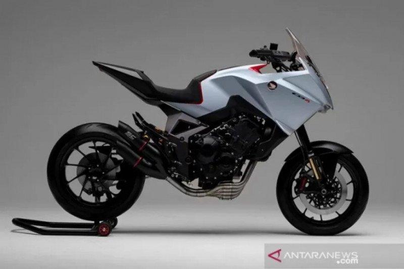 Spesifikasi Honda CB4X