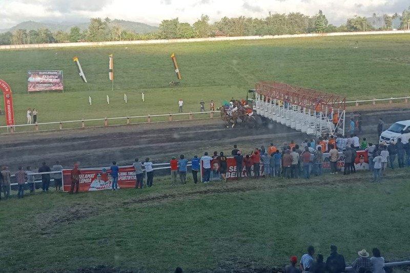 Kejuaraan pacuan kuda Minahasa Cup bakal berlangsung seru