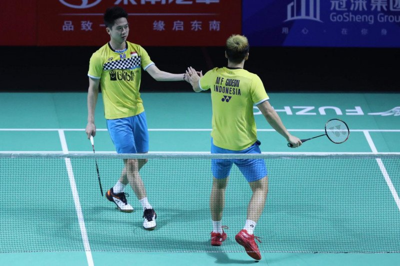 Fuzhou China Open -  Minions ke semifinal