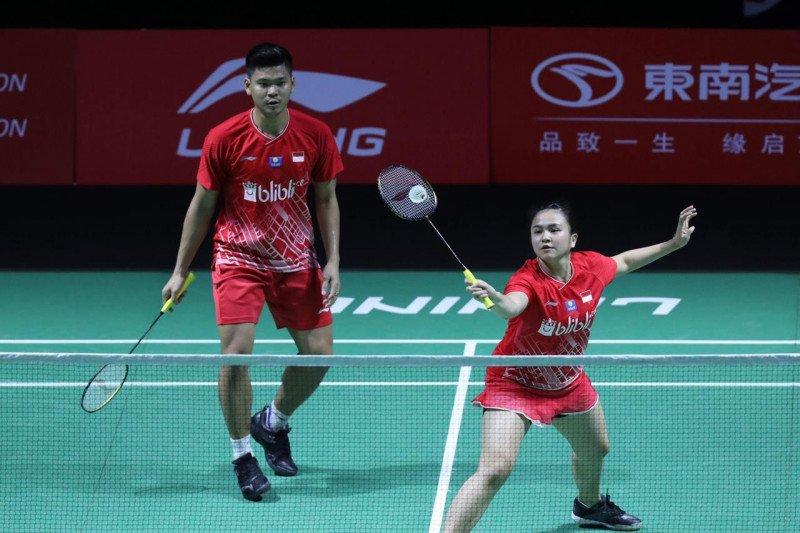 Praveen/Melati atur strategi lawan Jepang di perempat final