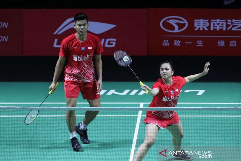 Praveen/Melati gagal ke semifinal Fuzhou China Open 2019