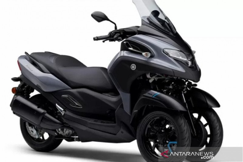 Tricity300 LMW, motor roda tiga terbaru Yamaha