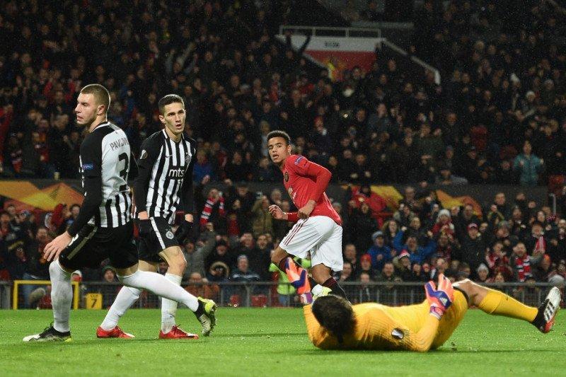 Manchester dan Espanyol lolos ke fase gugur Liga Europa