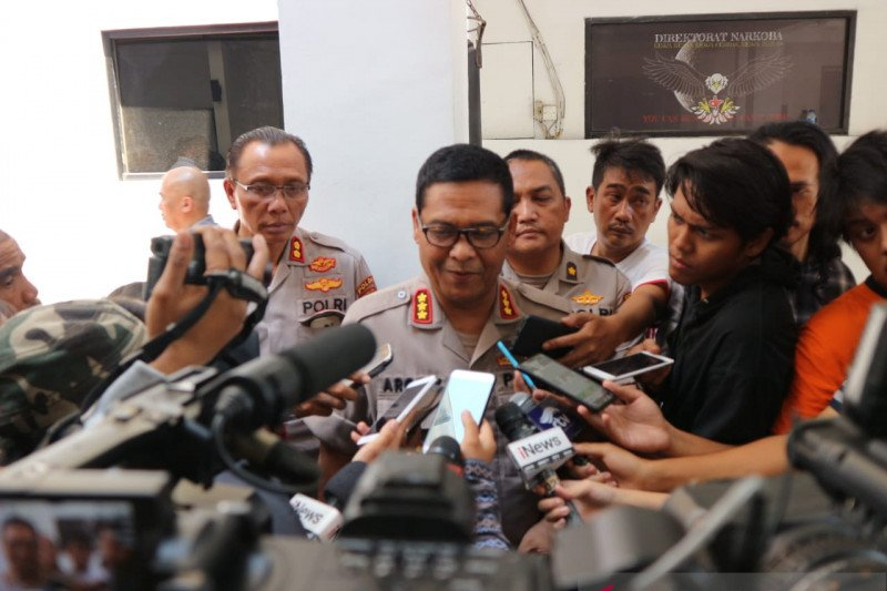 Empat oknum polisi terlibat penculikan WNA ditetapkan sebagai tersangka