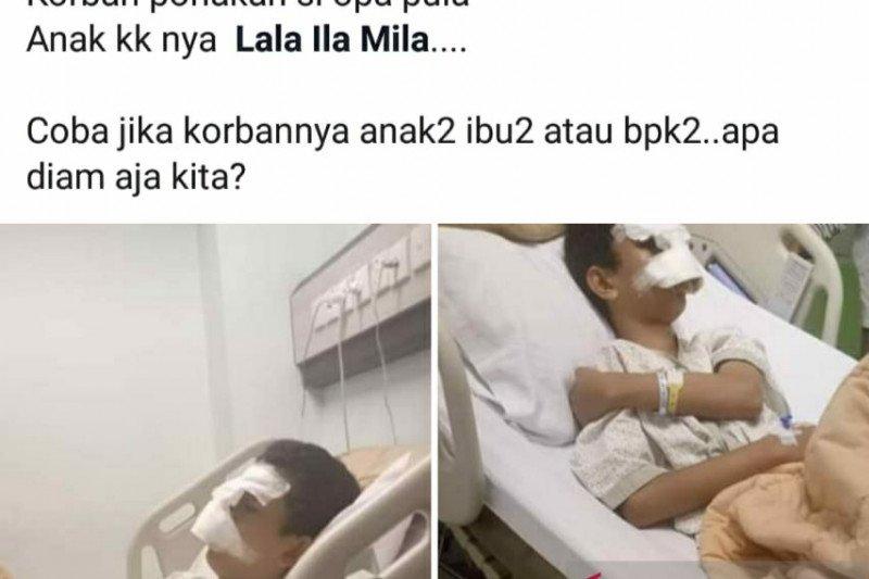 Siswa SMP jadi korban perundungan harus dirawat di rumah sakit