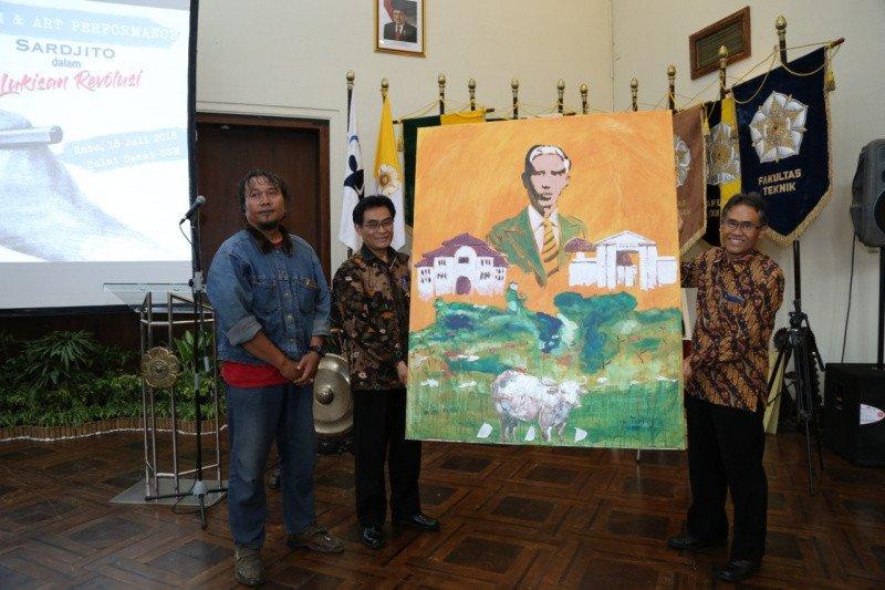 UGM sembilan tahun perjuangkan  Prof Dr Sardjito sebagai Pahlawan Nasional
